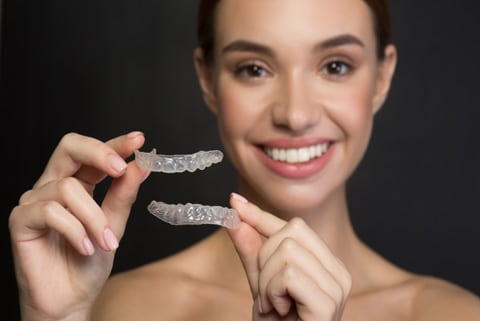 Results of Clear Aligners